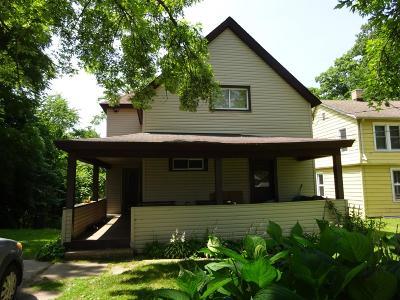 La Porte, Laporte Multi Family Home For Sale: 512 Park Street