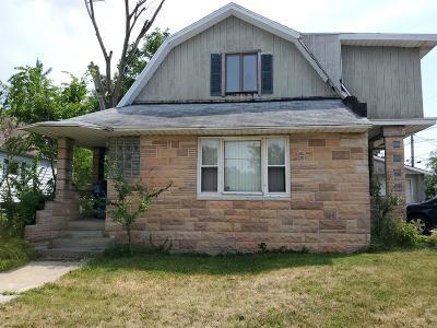 Michigan City Single Family Home For Sale: 506 W Barker Avenue