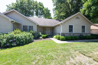 Michigan City Single Family Home For Sale: 11 Royal Troon Drive