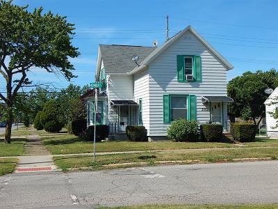 Michigan City Multi Family Home For Sale: 302 E Homer Street