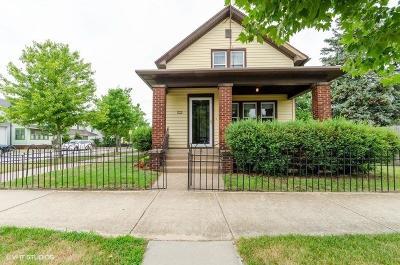 Michigan City Single Family Home For Sale: 402 E 10th Street
