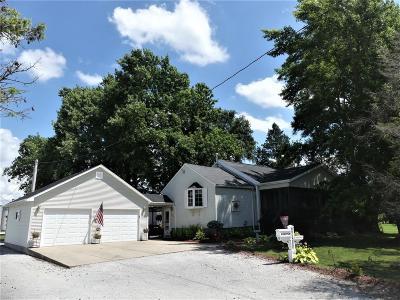 Single Family Home For Sale: 6073 300 E