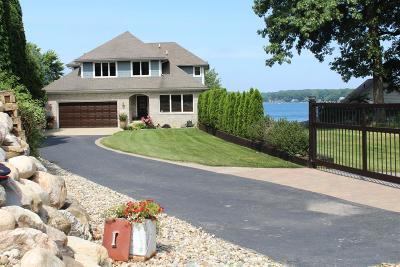 La Porte, Laporte Single Family Home For Sale: 315 Waverly Road