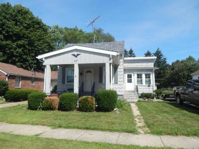 Laporte, La Porte Single Family Home For Sale: 117 Warren Street