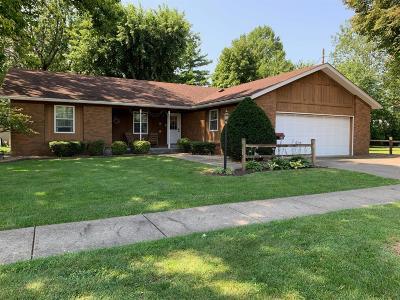 Rensselaer Single Family Home For Sale: 725 E Harrison Street