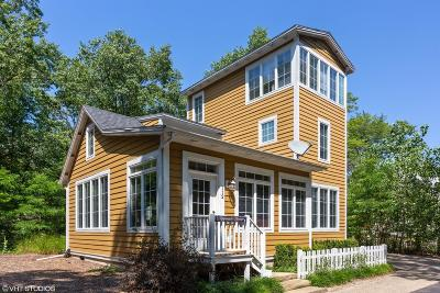 Michigan City Single Family Home For Sale: 112 Cottage Camp
