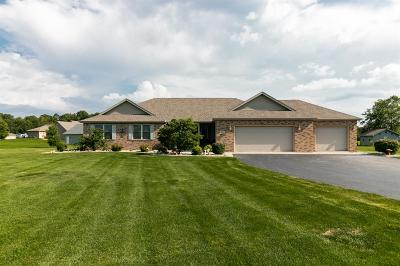 Single Family Home For Sale: 9883 Savanna Drive