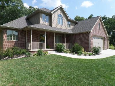 Single Family Home For Sale: 10373 Woodland Drive
