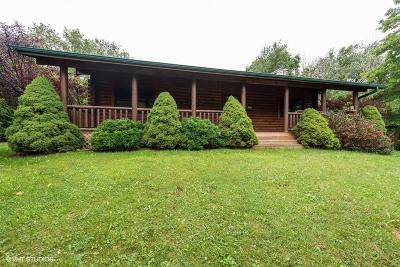 La Porte, Laporte Single Family Home For Sale: 7110 Greenbriar Drive