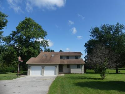 Rensselaer Single Family Home For Sale: 1190 W Bunkum Road