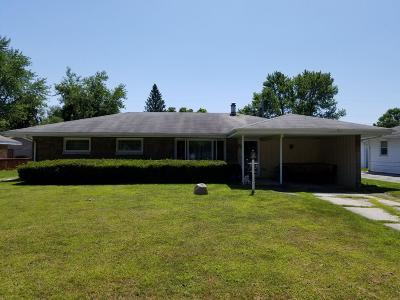 Laporte, La Porte Single Family Home For Sale: 302 Kowal Drive