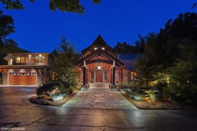 Michigan City Single Family Home For Sale: 11 Grand Beach Road