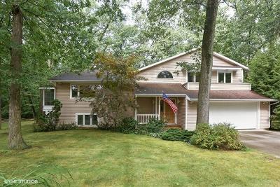 Michigan City Single Family Home For Sale: 212 Grand Beach Road
