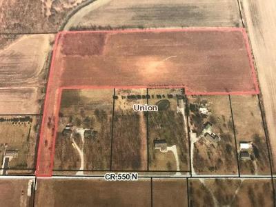 Rensselaer Residential Lots & Land For Sale: 6760 W 550 N