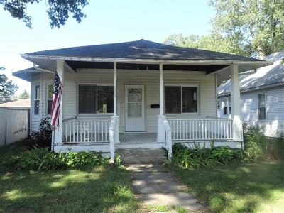 Michigan City Single Family Home For Sale: 223 Butler Street