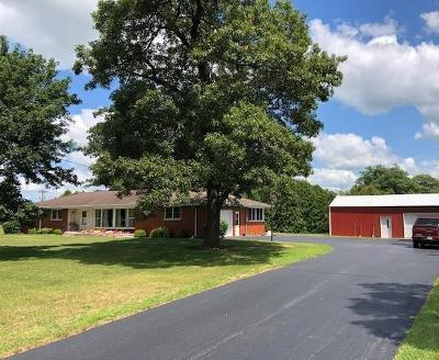 Single Family Home For Sale: 9961 N 900 W