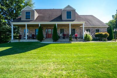 New Carlisle Single Family Home For Sale: 616 Gentry Lane