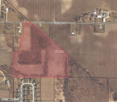Residential Lots & Land For Sale: 28-acres 1400 N