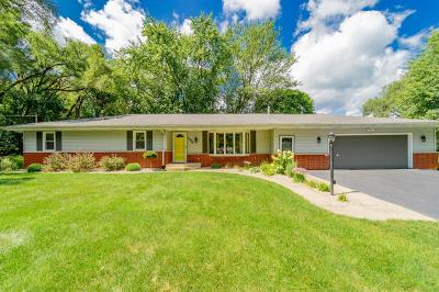Single Family Home For Sale: 1956 Hayes Leonard Road