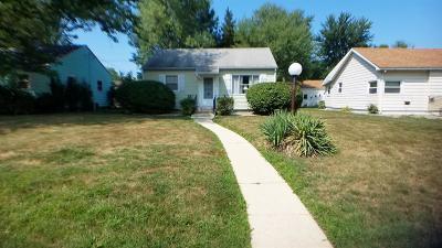 Michigan City Single Family Home For Sale: 502 Wilshire Avenue