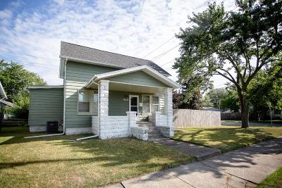 Michigan City Single Family Home For Sale: 416 E Homer Street