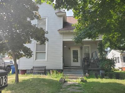 La Porte, Laporte Single Family Home For Sale: 203 Oberreich Street