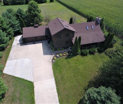 La Porte, Laporte Single Family Home For Sale: 1500 Boyd Boulevard