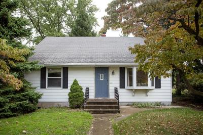 Michigan City Single Family Home For Sale: 2534 Wabash Street