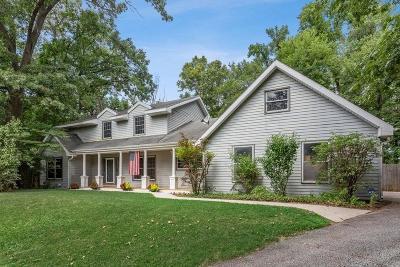 Michigan City Single Family Home For Sale: 6403 W Hemlock Drive