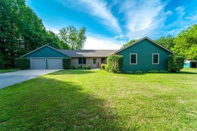 La Porte, Laporte Single Family Home For Sale: 6328 W Johnson Road