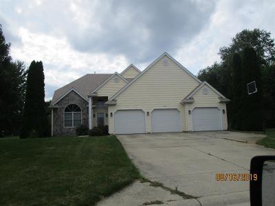 La Porte, Laporte Single Family Home For Sale: 2656 S Collins Drive