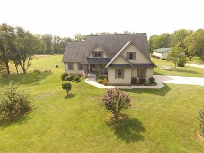 Rensselaer Single Family Home For Sale: 5793 W Cr 550 N