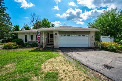 Single Family Home For Sale: 1401 Alabama Street