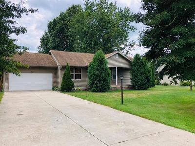 Wheatfield Single Family Home For Sale: 185 E Hoehn Street