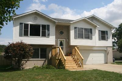 Single Family Home For Sale: 3085 May Street