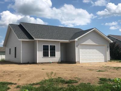 Westville Single Family Home For Sale: 714 Luke Drive