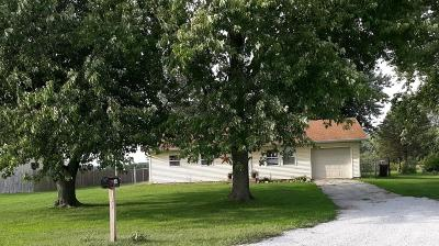 Single Family Home For Sale: 5364 W 400 N