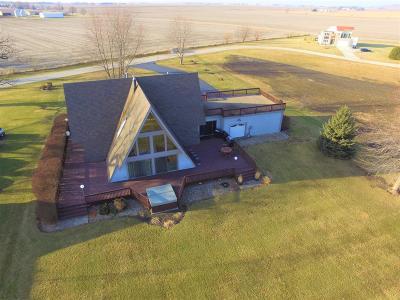 Single Family Home For Sale: 9111 S 335 E