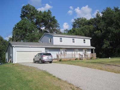 Single Family Home For Sale: 411 S Graham Street