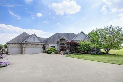 Steuben County Single Family Home For Sale: 75 N Arthur Ct.