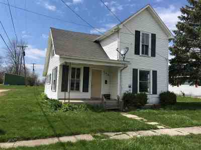 Butler Single Family Home For Sale: 114 N Western Ave