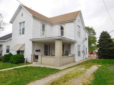 Jasper Single Family Home For Sale: 1326 Main St Street