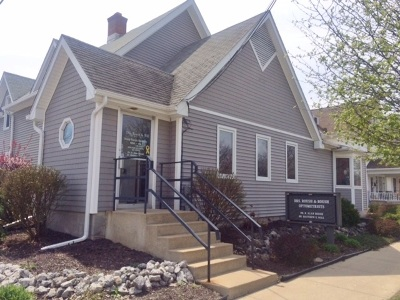 Kendallville Commercial For Sale: 117 & 123 W Rush Street