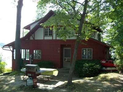 Single Family Home For Sale: 35 Lane 200fd Lake James