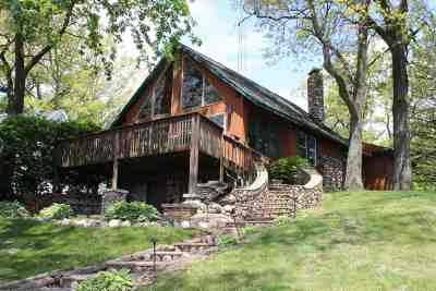 Marshall County Single Family Home For Sale: 20875 N Lake Drive