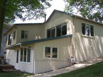 Wolcottville Single Family Home For Sale: 9360 E 500 S Big Long Lk