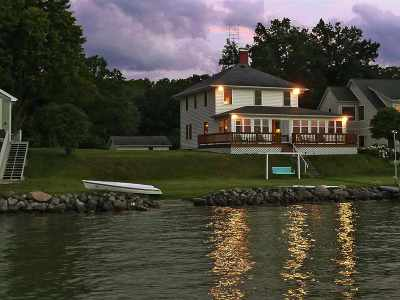 Steuben County Single Family Home For Sale: 764 S Clear Lake Dr
