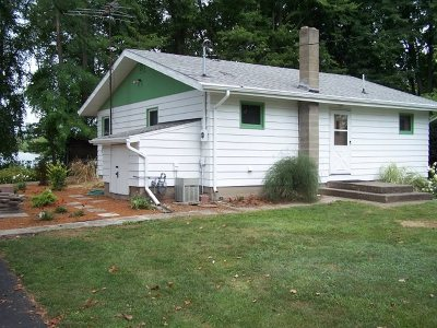 Lagrange County, Noble County Single Family Home For Sale: 3415 S 1095 E Little Turkey Lk