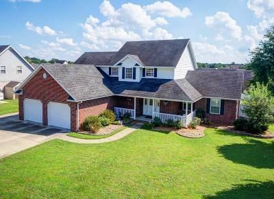 Jasper Single Family Home For Sale: 1771 White Oak Drive