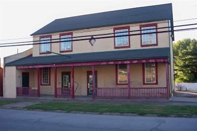 Dubois County Commercial For Sale: 835 Main St Street